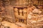 Petra – miestas uolose