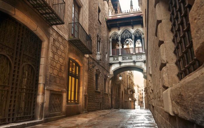 Gotikinis kvartalas