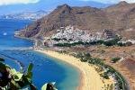 Playa Las Teresitas paplūdimys