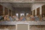 """Leonardo da Vinčio """"Paskutinė vakarienė"""""""