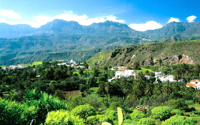 Santa Lucia de Tirajana miestelis