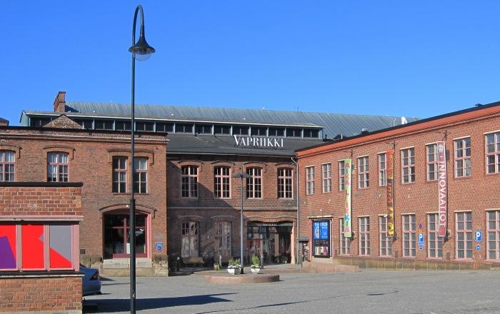 Vapriikki muziejų centras