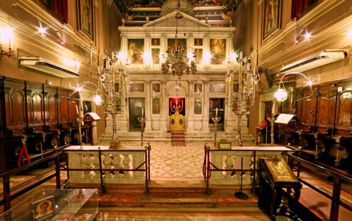 Saint Spyridon bažnyčia