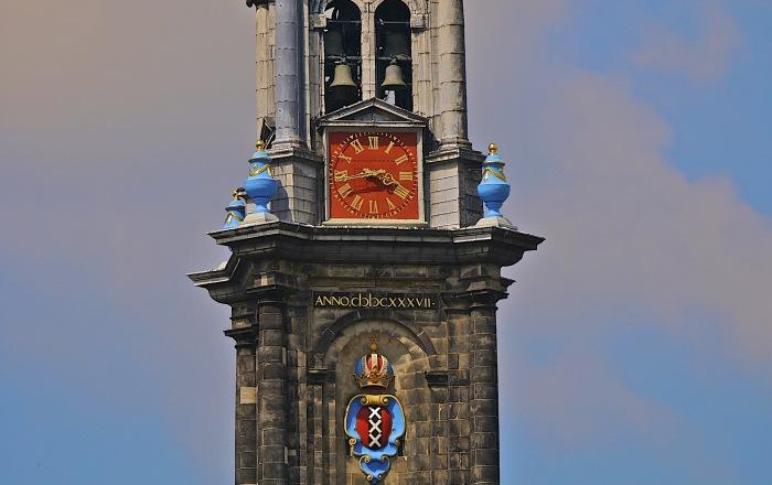 Westerkerk bažnyčia