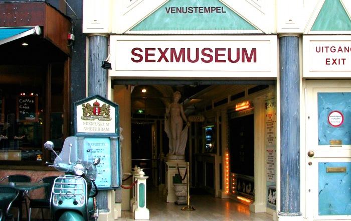 Sex Museum Venustempel muziejus