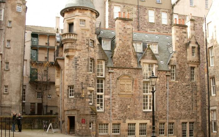 Škotijos rašytojų muziejus