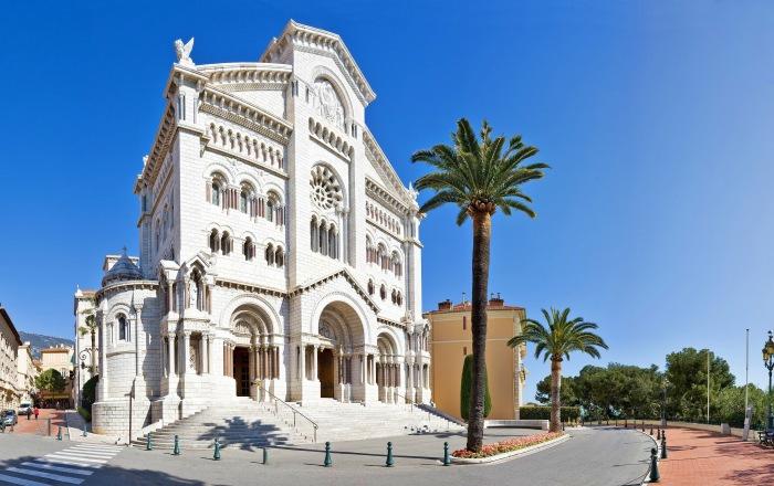 Monako katedra