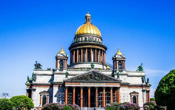 Šv Isakijaus Katedra-soboras