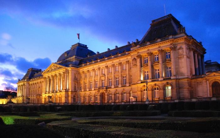 Briuselio Karališkieji rūmai
