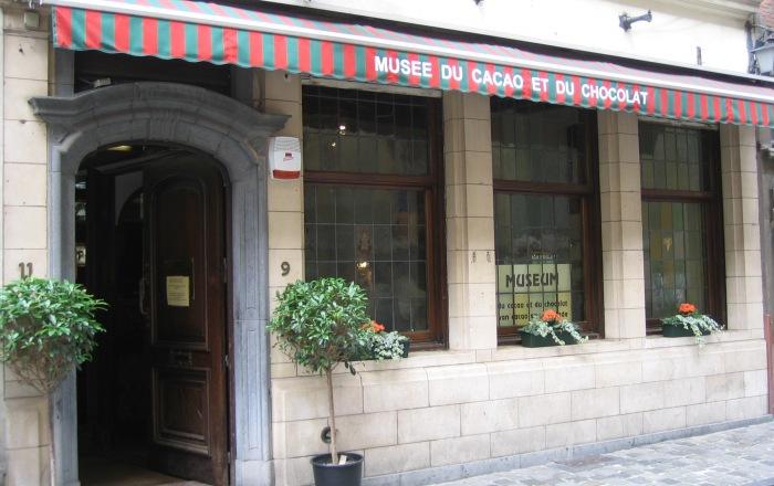 Kakavos ir šokolado muziejus