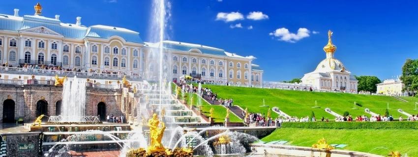 Sankt Peterburgas (ekskursijos)