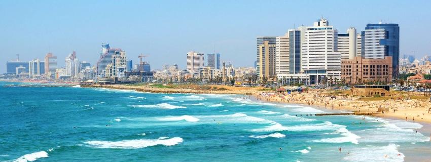Izraelis, Tel Avivas
