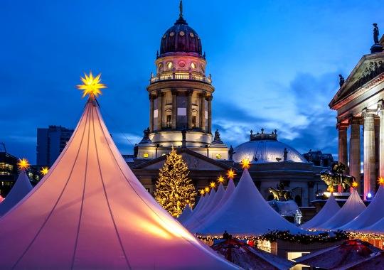Kalėdinės mugės Vokietijoje