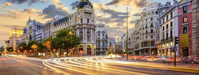 Ispanija, Madridas