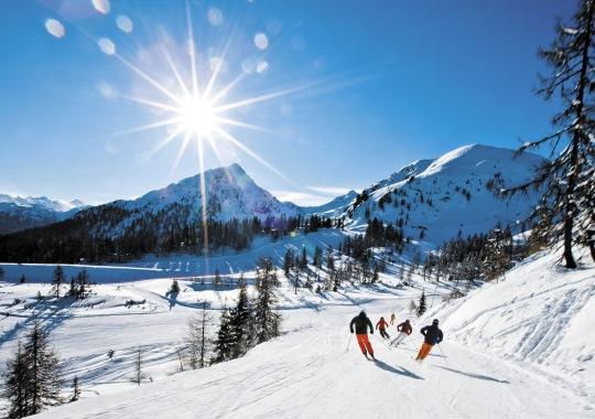 Austrija, Zalbachas