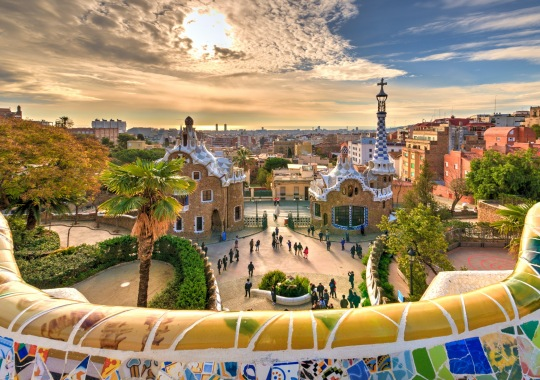 Ispanija, Barselona