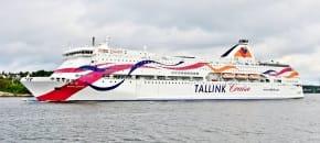 Naujieji metai Baltijos jūroje