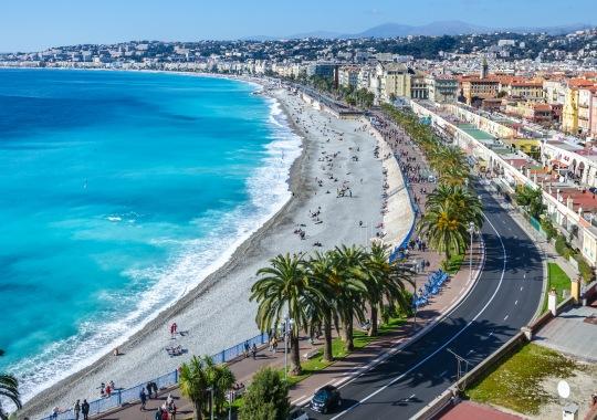 Prancūzija, Nica