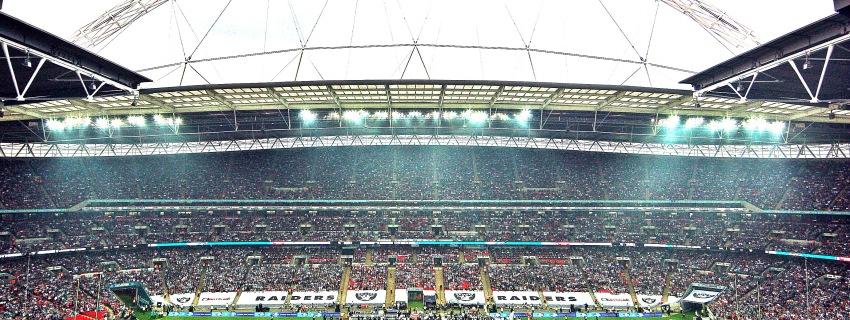 Londonas, Wembley