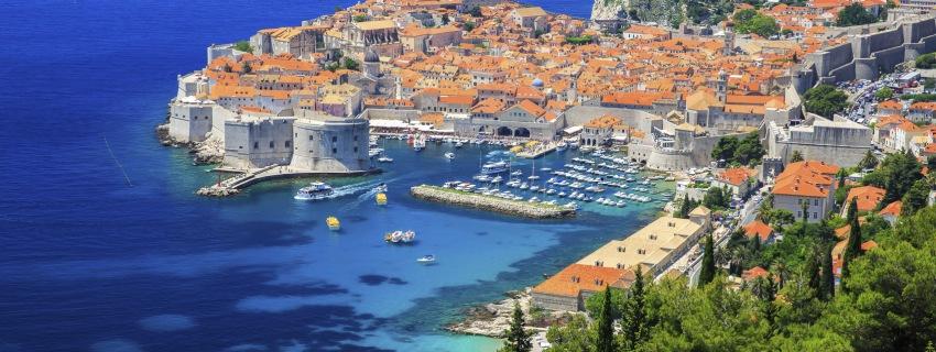 Kroatija, Dubrovnikas