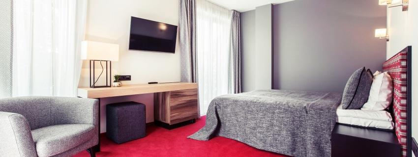 Poilsis viešbutyje Simpatija