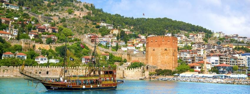 Turkija, Antalija