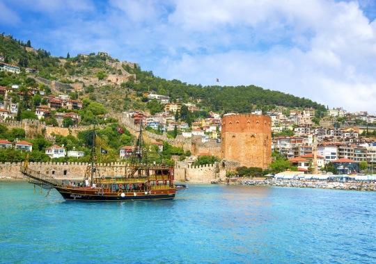 Turkija, Alanija