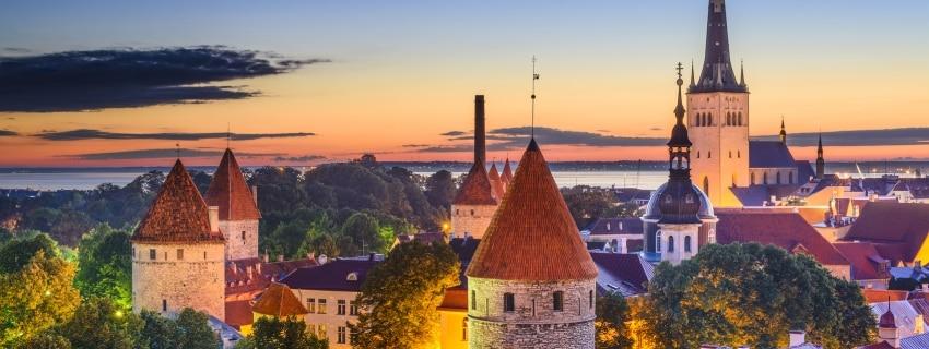 Tartu - Talinas