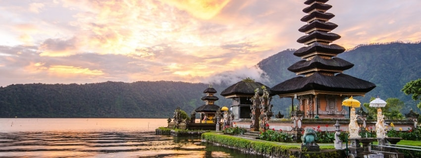 Singapūras ir Balio sala (vasara)