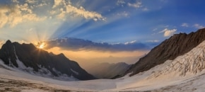 Gruzija. Kopimas į Lailą (4008 m)