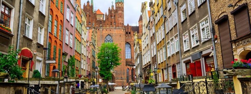 Malborkas-Gdanskas-Torunė
