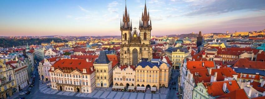 Praha (pavasaris)