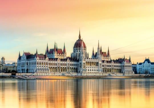 Praha–Viena–Budapeštas (ruduo)