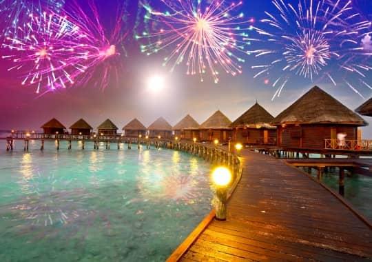 Naujieji metai Maldyvuose