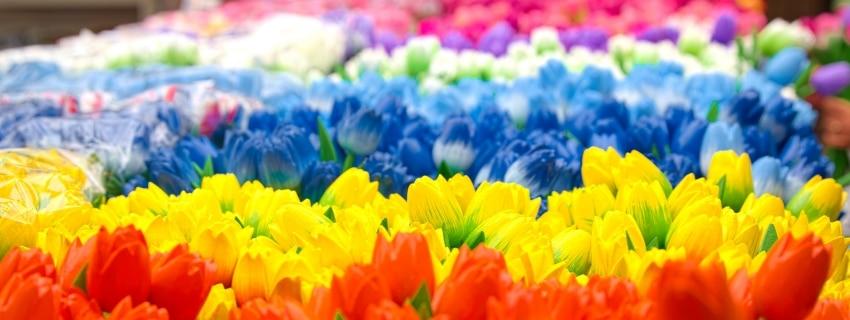 Gėlių festivalis Ventspilyje