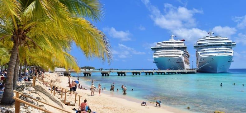 Kruizas Karibų jūra