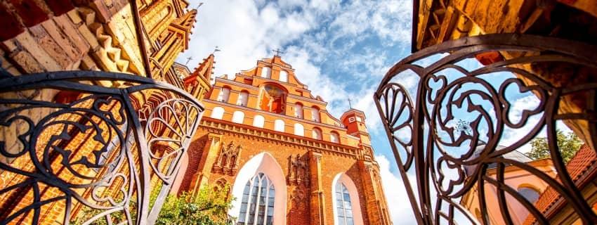 Ekskursijos Vilniuje