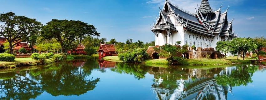 Puketo sala ir Bankokas (ruduo)
