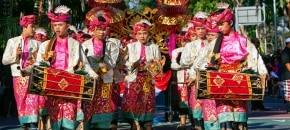 Naujieji metai. Singapūras  – Balis