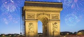 Naujieji metai Paryžiuje