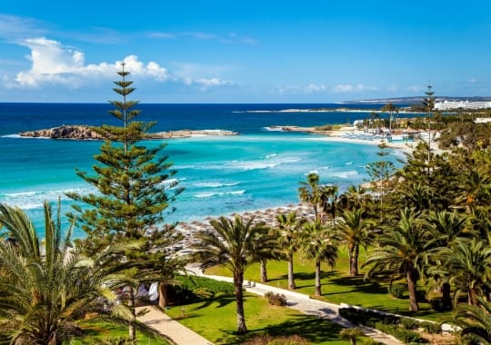 Savaitgalis Kipre