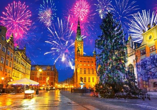 Naujieji metai Gdanske