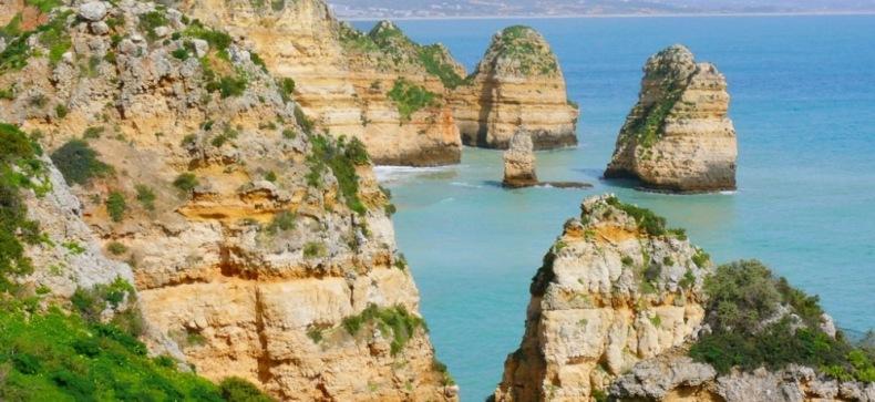 Faro Algarve Karta.Ka Veikti Portugalijos Algarvėje Lankytini Objektai Ir Pramogos