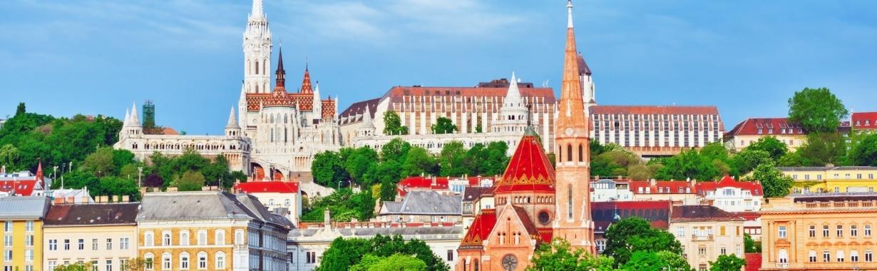 Praha–Viena–Budapeštas