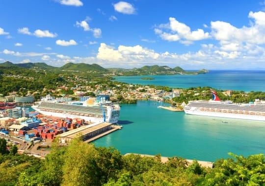 Kuba, Jamaika, Meksika
