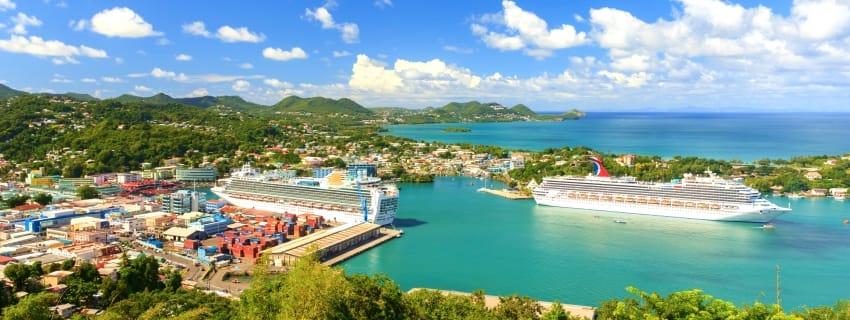 Kuba, Jamaika, Meksika (vasara)