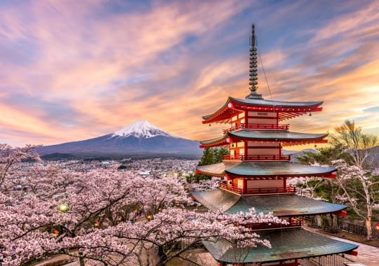 Japonija ir Pietų Korėja