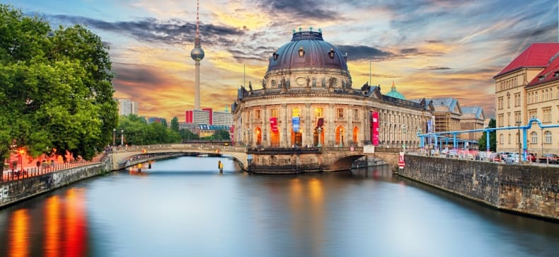 Šviesų festivalis Berlyne
