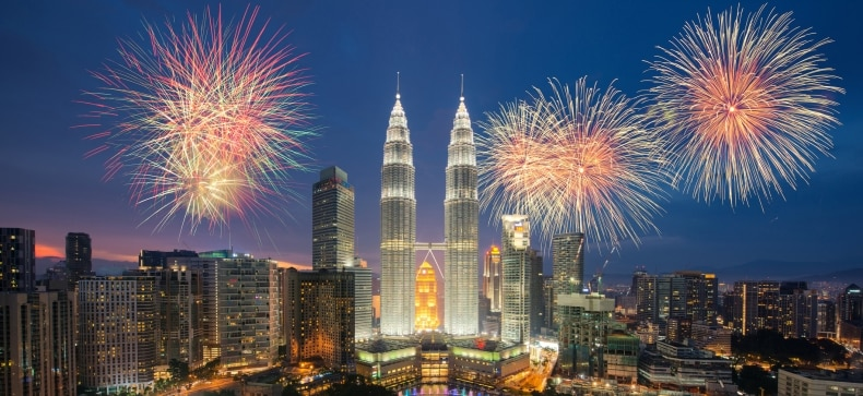 Singapūras, Malaizija, Tailandas