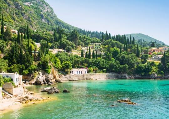 Korfu, Graikija